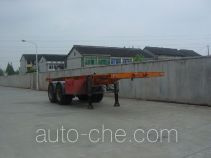 Qindao QD9290TJZ container transport skeletal trailer
