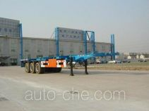 Qindao QD9381TJZ container transport skeletal trailer