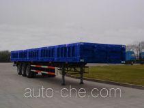 琴岛牌QD9400ZZXC型自卸半挂车