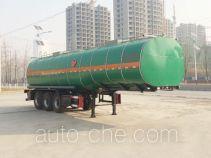 Huachang QDJ9404GRYA flammable liquid tank trailer