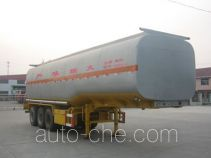 Huachang QDJ9405GRY flammable liquid tank trailer