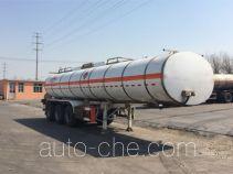 Huachang QDJ9405GRYA flammable liquid tank trailer