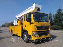 Qingte QDT5143JGKS aerial work platform truck