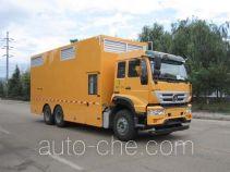 Qingte QDT5240XDYS мобильная электростанция на базе автомобиля