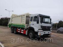 青特牌QDT5250ZYSS5型压缩式垃圾车