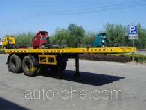 青特牌QDT9281TJZP型集装箱半挂牵引车