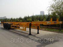 青特牌QDT9371TJZG型集装箱半挂牵引车