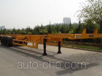 青特牌QDT9372TJZG型集装箱半挂牵引车