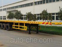 青特牌QDT9380TJZP型集装箱半挂牵引车