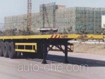 青特牌QDT9401TJZ型集装箱半挂牵引车