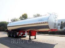 Milk tank trailer