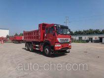 Qingzhuan QDZ3250ZJM5G36E1 dump truck