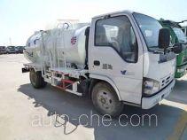 青专牌QDZ5071TCALI型餐厨垃圾车