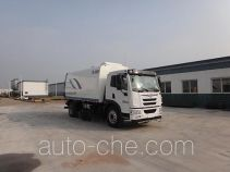 Qingzhuan QDZ5160TSLCJE1 street sweeper truck