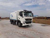 Qingzhuan QDZ5160TSLZHT5GE1 street sweeper truck
