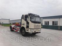 青专牌QDZ5160ZXXCJE型车厢可卸式垃圾车