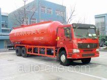 Qingzhuan QDZ5250GFLZH bulk powder tank truck
