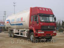Qingzhuan QDZ5250GFLZJ bulk powder tank truck