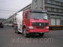 Qingzhuan QDZ5250GJBZH1 concrete mixer truck