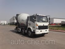Qingzhuan QDZ5250GJBZHG3WE1 concrete mixer truck