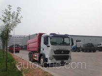 青专牌QDZ5250ZLJZHT7M38型自卸式垃圾车