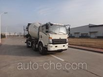 Qingzhuan QDZ5251GJBZHG3WD1 concrete mixer truck
