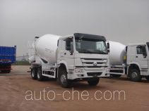 Qingzhuan QDZ5257GJBZH concrete mixer truck