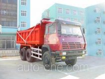 青专牌QDZ5257ZLJK型自卸式垃圾车