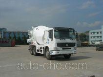 Qingzhuan QDZ5259GJBZH concrete mixer truck