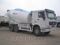 Qingzhuan QDZ5259GJBZH2 concrete mixer truck
