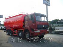 Qingzhuan QDZ5310GFLZJ bulk powder tank truck