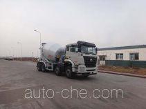 Qingzhuan QDZ5310GJBZAJ5GD1 concrete mixer truck