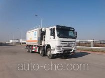 Qingzhuan QDZ5310THRZH38D1B emulsion explosive on-site mixing truck