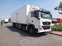 Qingzhuan QDZ5310XLCZHT5GE1 refrigerated truck