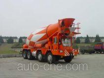 Qingzhuan QDZ5312GJBQ front discharge concrete mixer truck