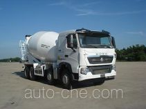 Qingzhuan QDZ5316GJBZHT7H concrete mixer truck