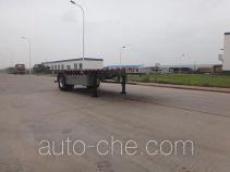 Qingzhuan QDZ9130TPB flatbed trailer