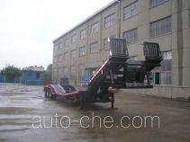 Qingzhuan QDZ9370TSCL commercial vehicle transport trailer