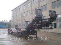 Qingzhuan QDZ9371TSCL commercial vehicle transport trailer