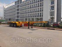 Qingzhuan QDZ9400TJZ container transport trailer