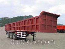 Qingzhuan QDZ9400ZZX dump trailer