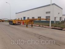Qingzhuan QDZ9402TJZ container transport trailer