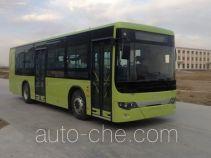 易圣达牌QF6100HEVNG型混合动力城市客车