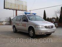 Jinma QJM5022XXJ медицинский автомобиль для перевозки плазмы крови