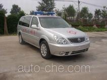 Jinma QJM5023XXJ медицинский автомобиль для перевозки плазмы крови