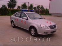 Jinma QJM5026XXJ медицинский автомобиль для перевозки плазмы крови