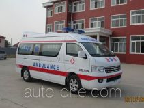 Jinma QJM5034XJH автомобиль скорой медицинской помощи