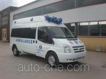 Jinma QJM5041XJH автомобиль скорой медицинской помощи