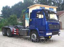 Jinma QJM5251ZXX мусоровоз с отсоединяемым кузовом