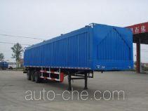 Jinma QJM9401XYK полуприцеп фургон с подъемными бортами (фургон-бабочка)